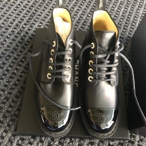 CHANEL Shoes - Chanel boots pre owner